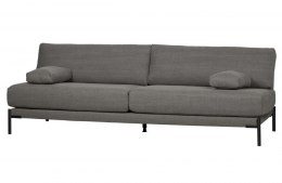 Sofa Sleeve 3-osobowa antracytowa