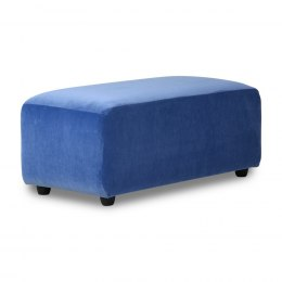 Element kanapy JAX, hocker mały ROYAL VELVET BLUE