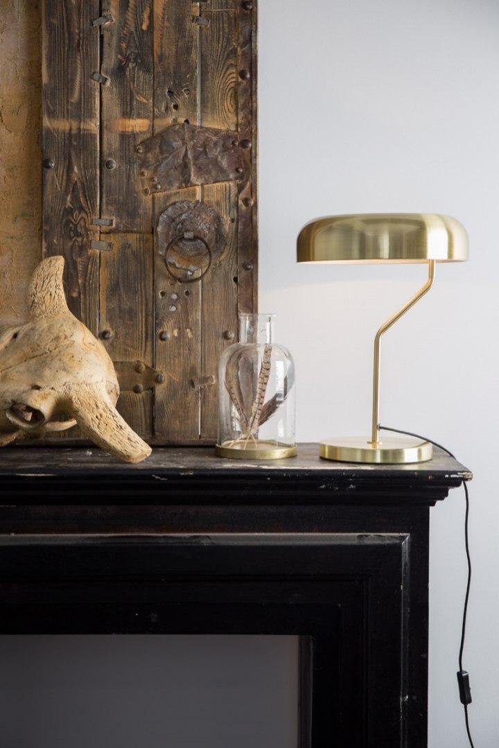 lampa biurkowa stylowa do gabinetu